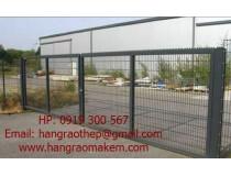 Hàng rào mạ kẽm TT ROLL