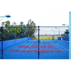 Hàng rào sân tenis